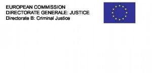 DG Justice and Logo